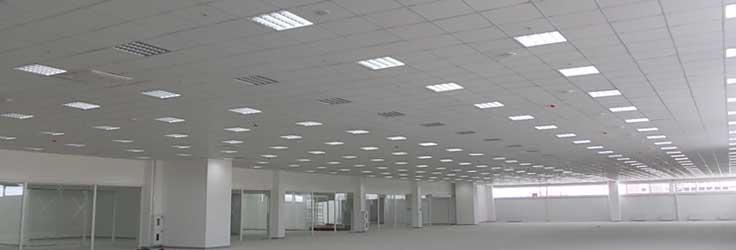Подвесной потолок Армстронг, монтаж, преимущества