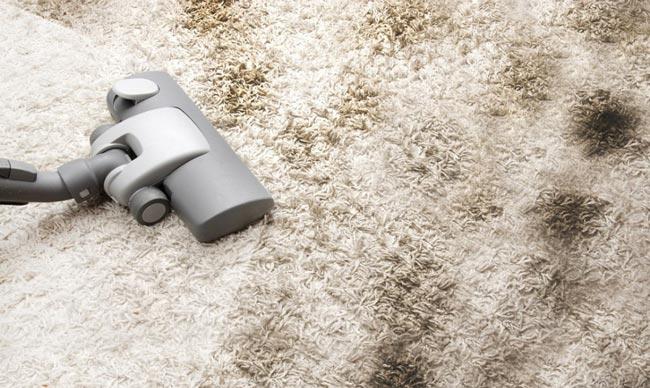 Методы чистки ковролина