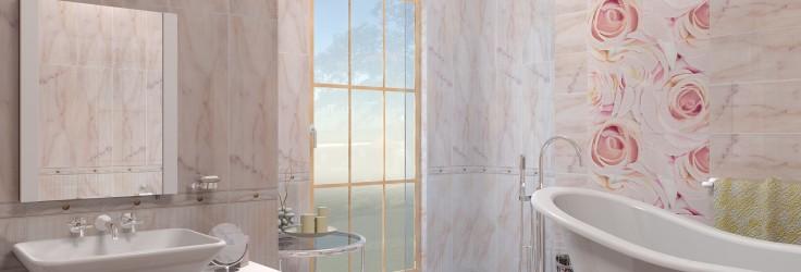 Укладка плитки своими руками в ванной