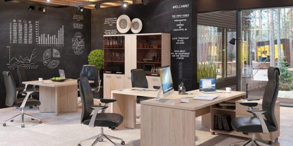 Современный кабинет руководителя — основы дизайна