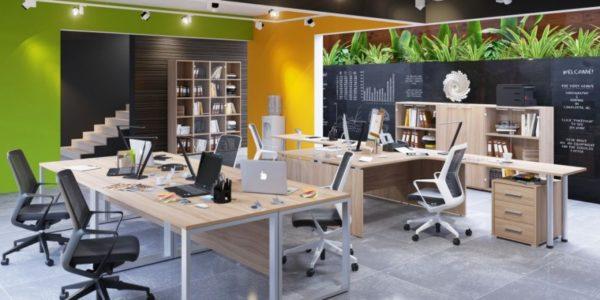 Как обустроить офисное пространство для персонала