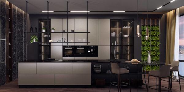 Отличительные особенности кухонь Merx