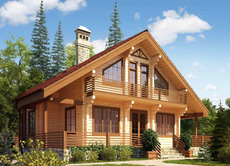 Варианты строительства деревянного дома