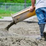 Основные правила заливки бетона